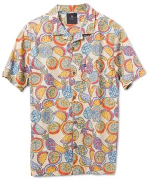Men's Maxim Short Sleeve Printed Camp Shirt