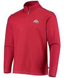 Ohio State Buckeyes Men's Emfielder Half-Zip Pullover
