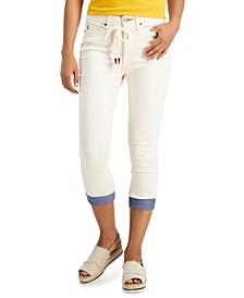 Tribeca Skinny Ankle Jeans