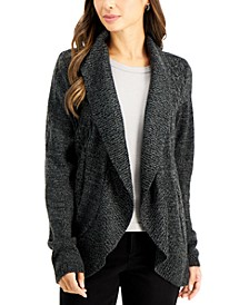 Turbo Cocoon Cardigan, Created for Macy's