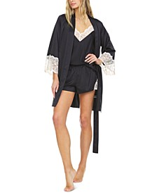 Kit Heart Lace Pajama Matching Separates