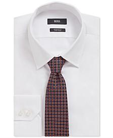 BOSS Men's Jacquard-Patterned Tie