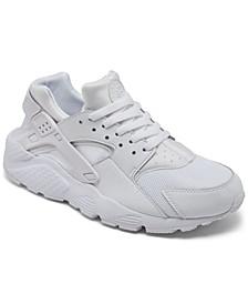 Big Kids' Huarache Run Running Sneakers from Finish Line