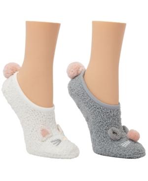 Women's Cat Mouse Ballerina Socks
