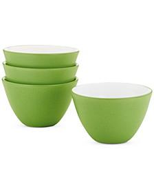 Dinnerware, Set of 4 Colorwave Mini Bowls