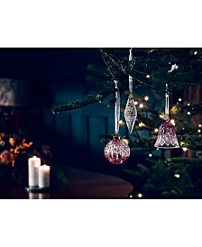 Festive 2021 Crystal Ornaments