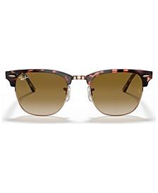Unisex Clubmaster Sunglasses, RB3016 51