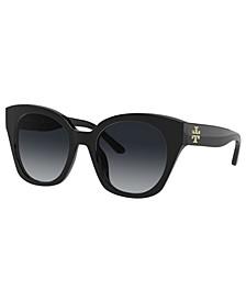 Women's Polarized Sunglasses, TY7159U 52