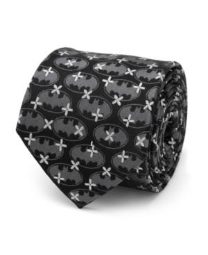 Men's Batman Cross Silk Tie
