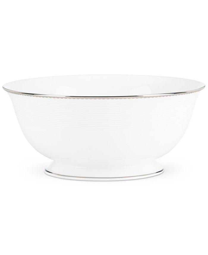 kate spade new york - Sugar Pointe Serving Bowl