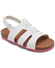 Little Girls Zaidee Casual Sandals from Finish Line