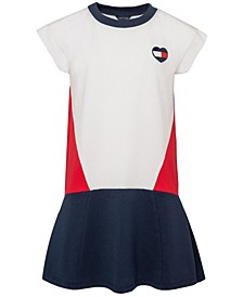 Toddler Girls Color Block Dress