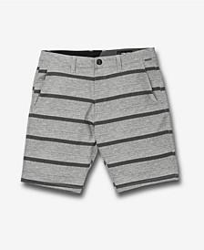 Men's Frickin Surf N' Turf Mix Shorts