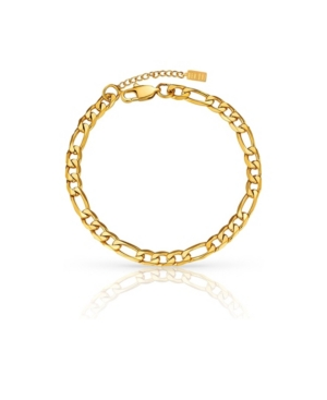 Classic Anti-Tarnish Figaro Chain Bracelet