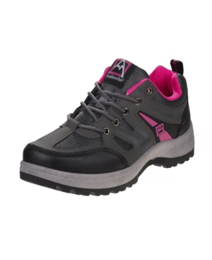 Avalanche Women's Mid Water-Resistant Hiking Boots Men's Shoes