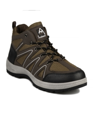 Avalanche Men's Mid Water-Resistant Hiking Boots Men's Shoes