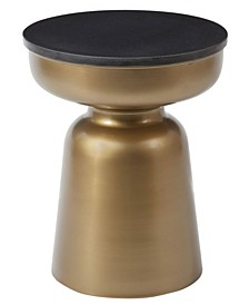 Jovana Round End Table