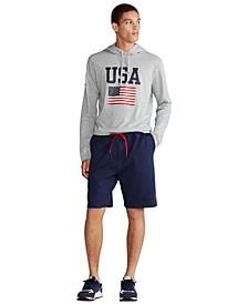 Men's Team USA Hooded T-Shirt & 9.5-Inch Shorts