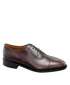 Men's Melton Cap Toe Shoes