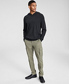 Men's Cashmere Hoodie, Created for Macy's