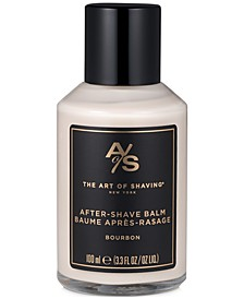 The After- Shave Balm, Bourbon, 3.3 Fl Oz
