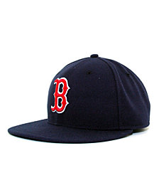 New Era Boston Red Sox MLB Authentic Collection 59FIFTY Fitted Cap