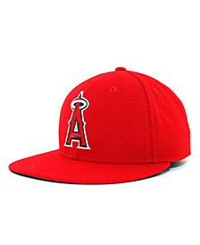New Era Los Angeles Angels of Anaheim MLB Authentic Collection 59FIFTY Fitted Cap