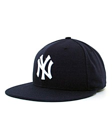 New York Yankees MLB Authentic Collection 59FIFTY Fitted Cap