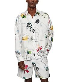 BOSS Men's Relaxed-Fit Shirt