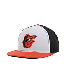 Baltimore Orioles MLB Authentic Collection 59FIFTY Fitted Cap