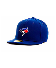 New Era Toronto Blue Jays MLB Authentic Collection 59FIFTY Fitted Cap