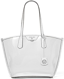 Jane Clear Large Tote