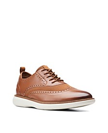 Men's Brantin Wing Lace-Up Shoes