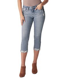 Suki Capri Jeans