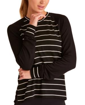 Breeze Striped Sweatshirt