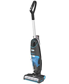 IonVac HydraiQ – Powerful Cordless All-In-One Wet/Dry Hardwood Floor and Area Rug Vacuum Cleaner, Lightweight & Easy to use
