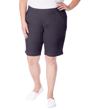Plus Size Gracie Bermuda Shorts