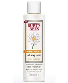 Burt's Bees® Brightening Refining Tonic, 6 oz