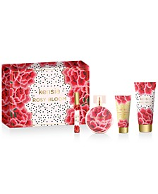 4-Pc. Rosy Bloom Gift Set