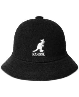 Men's Big Logo Casual Bucket Hat
