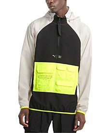 Men's First Mile Water-Repellent Colorblocked Training Jacket