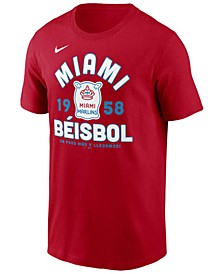 Miami Marlins Men's City Connect T-Shirt