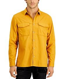Men's Dual Pocket Shirt, Created for Macy's