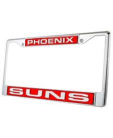 Phoenix Suns Laser License Plate Frame