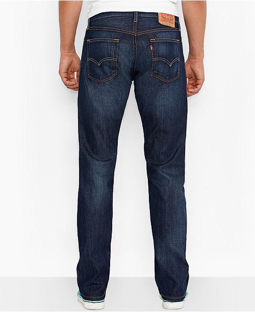 Levi's Men's 514 Straight Fit Jeans & Reviews - Jeans ...