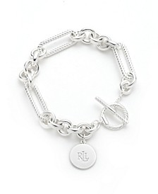 Women's Chain Rope Link Bracelet