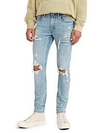 Men's Skinny Tapered Jeans