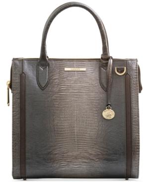 Caroline Leather Satchel