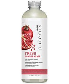 Puremix Fresh Pomegranate Color Protecting Shampoo, 35-oz., from PUREBEAUTY Salon & Spa