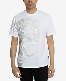 Men's Geo Panther Head T-shirts